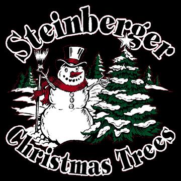 Christmas Tree Farm Logo.Front Page Steinberger Christmas Tree Farm